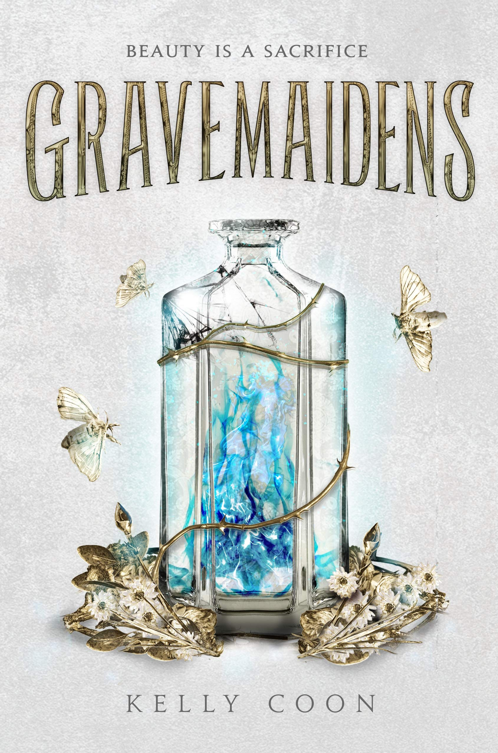Guest Review of Gravemaidens by Kelly Coon