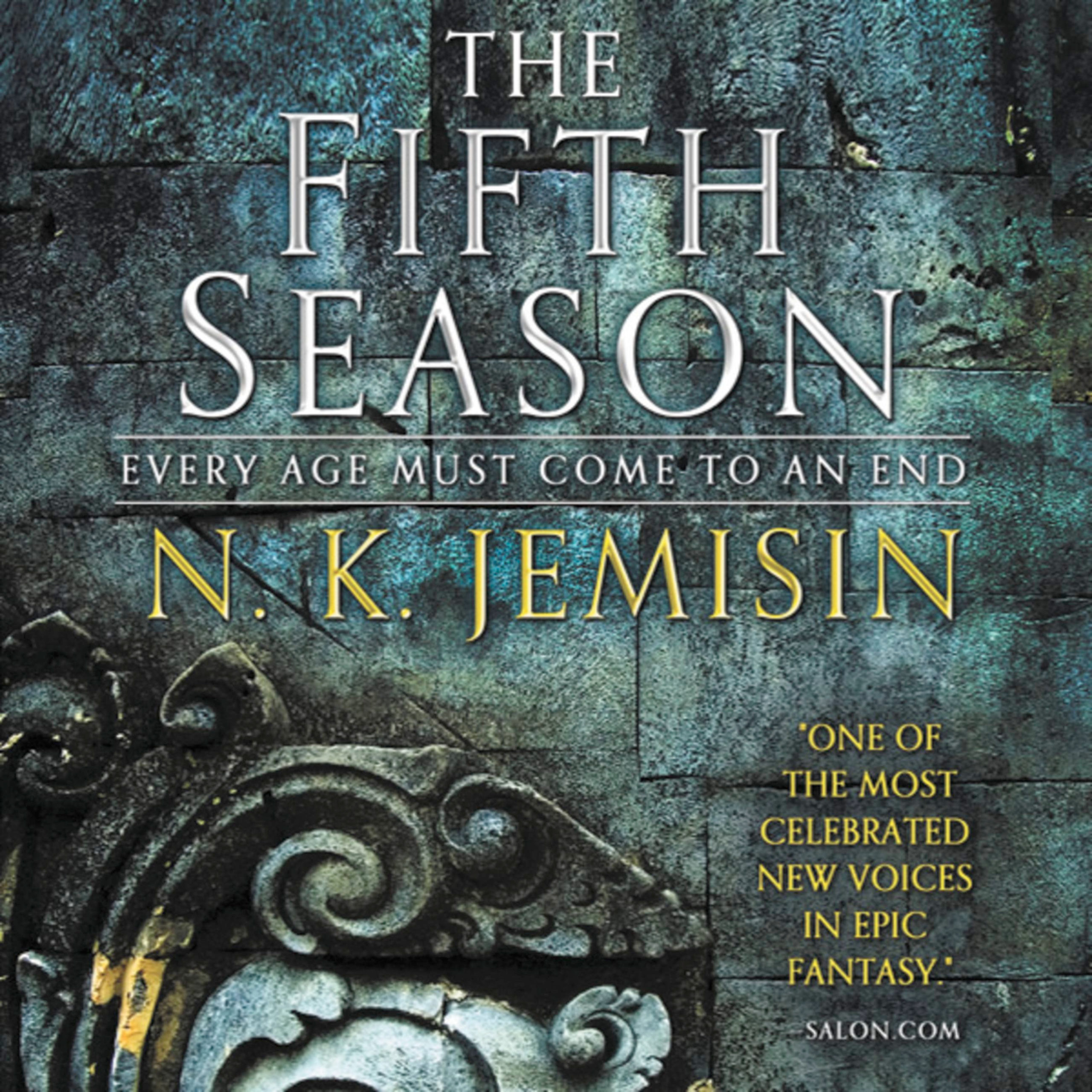 Book Review - The Fifth Season by N.K. Jemisin